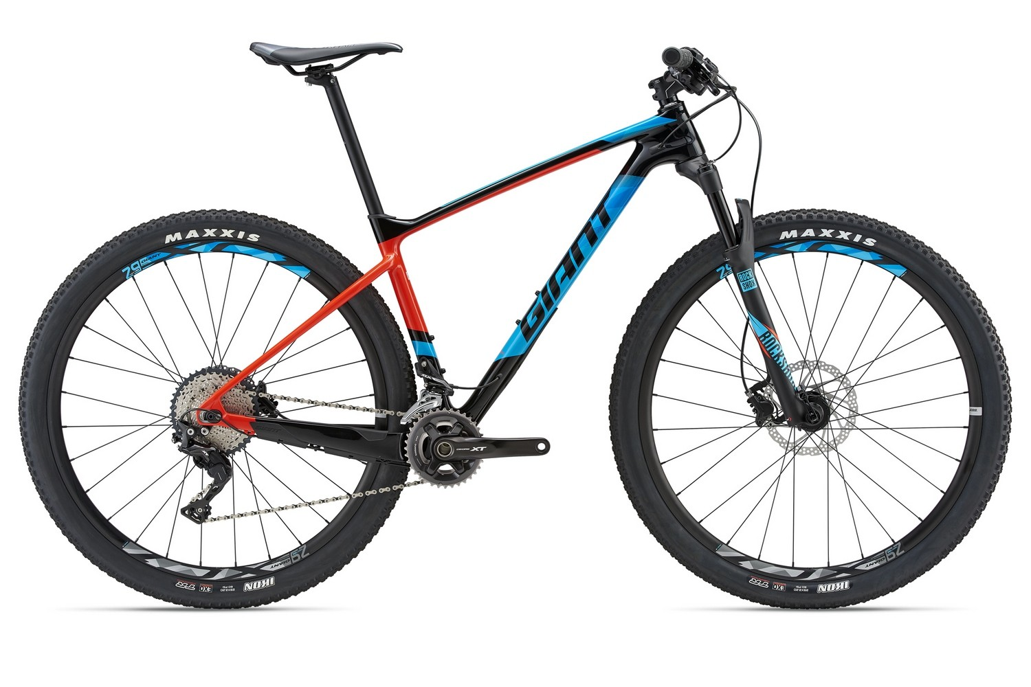 XTC Advanced 29er 2 GE (2018) Giant